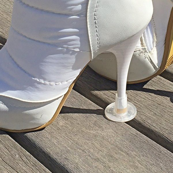 Heel Protectors 6 Pair Special. Protect your shoes from sinking into the dirty grass. Buy them here Online - Fast delivery anywhere in South Africa.
