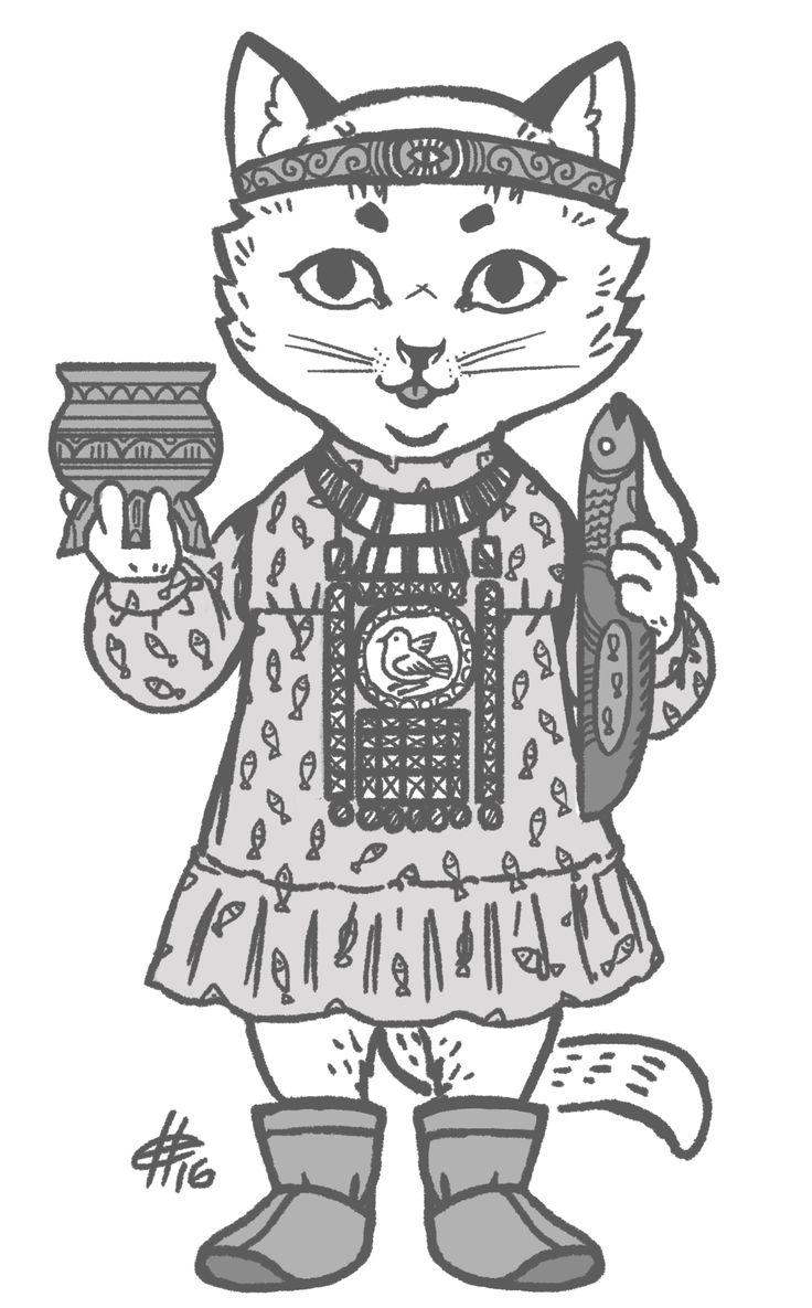 #kitty #kat #digitalart #art