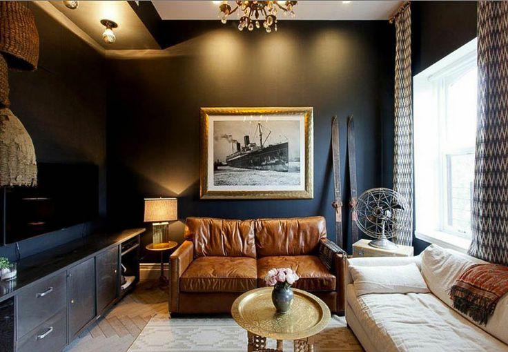 Genevieve Gorder's NYC Brownstone | Style, by Clark Martin Blog