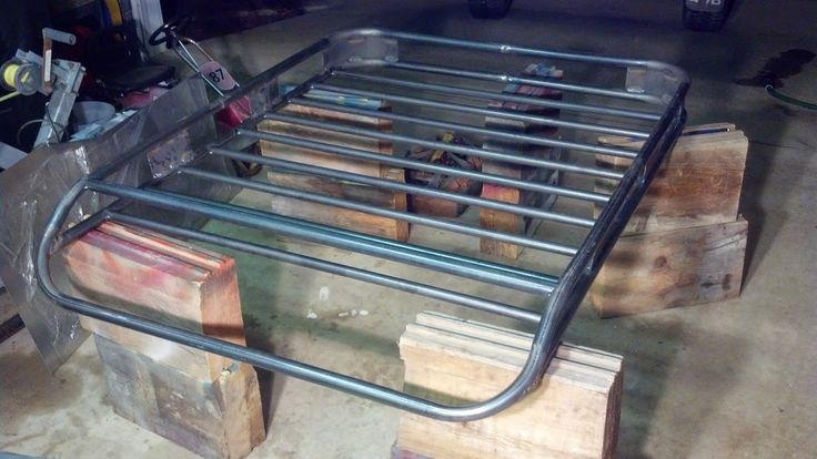 Build your own roof rack for 70 for Build your own cupola