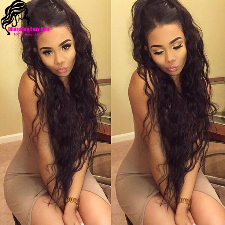 Free Parting Virgin Brazilian Glueless Full Lace Wig With Baby Hair Loose Wave Full Lace Wig Human Hair Wigs For Black Women-in Human…