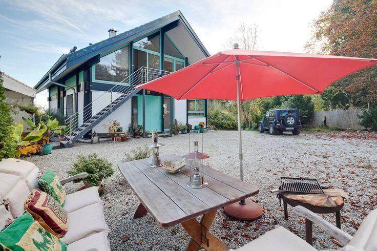 Moderne Loft Wohnung mit Seeblick