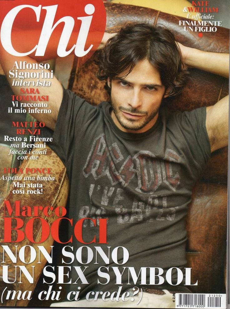 Marco Bocci (da Romanzo Criminale)