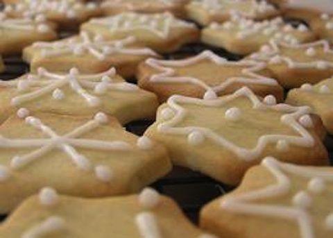Biscottini di Natale - La ricetta di Buonissimo