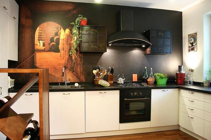Salony z aneksem kuchenny, urządzanie i aranżacje salonów