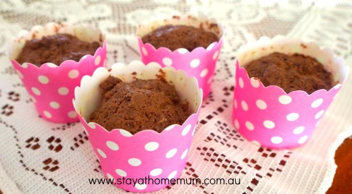 Microwave Cupcakes   Stay at Home Mum