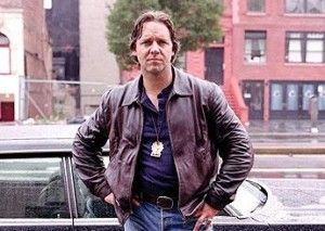 Richie Roberts in American Gangster:  Russell Crowe plays a detective who wears a Star of David necklace, tracking down a drug lord, and stopping at nothing to take him down.