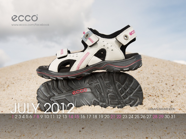 July 2012. Visit http://facebook.com/ecco #ecco @eccoshoes
