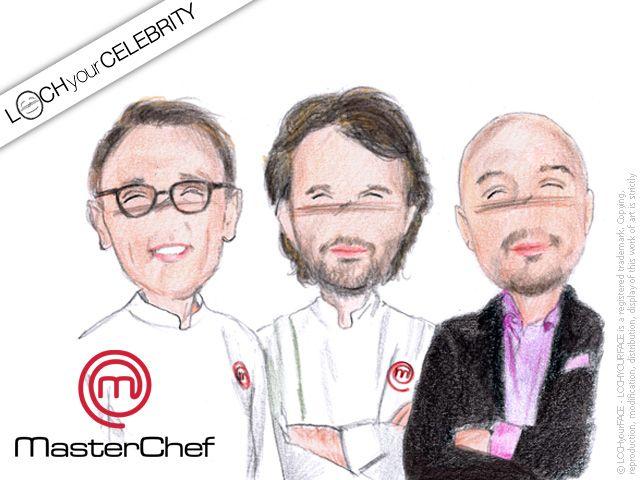 Carlo Cracco, Bruno Barbieri, Joe Bastianich. Riparte Master Chef Italia. E loro sono le celebs della settimana scorsa!
