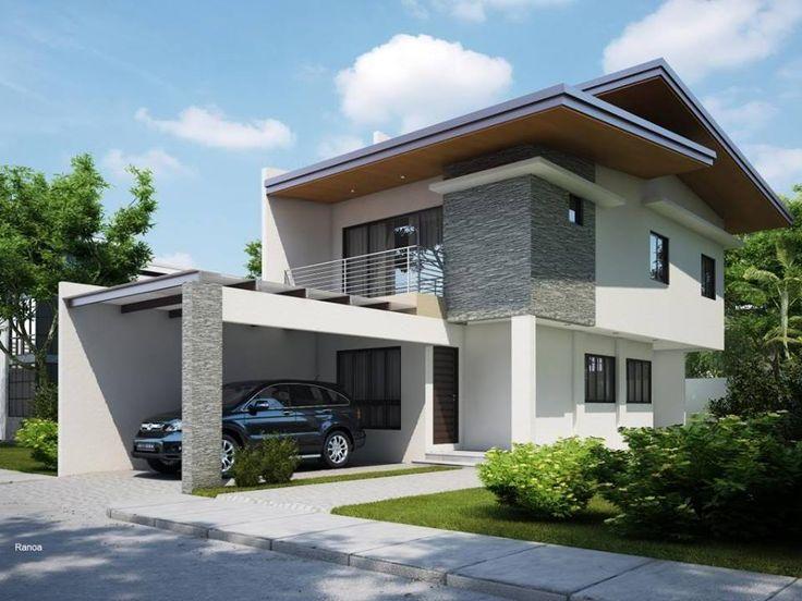 104 best images about arquitectura y dise o on pinterest - Exteriores de casas ...
