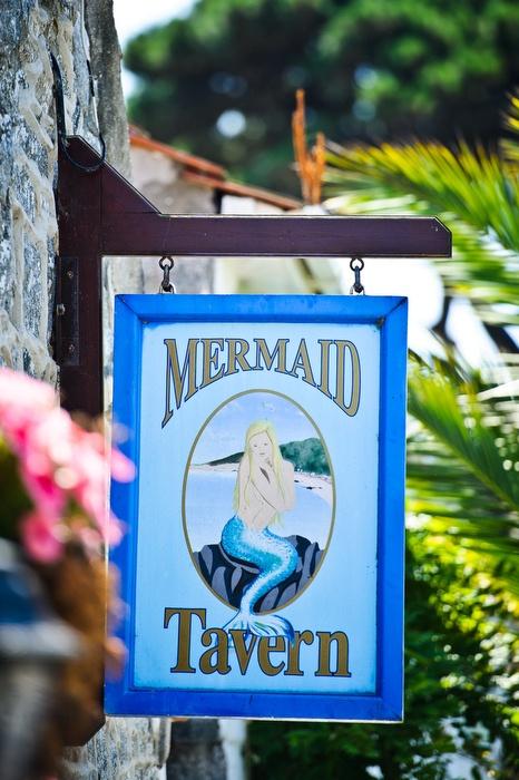 Mermaid Tavern - Herm Island.