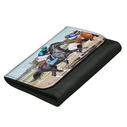 Just Call Kenny Wallets For Women - horse animal horses riding freedom