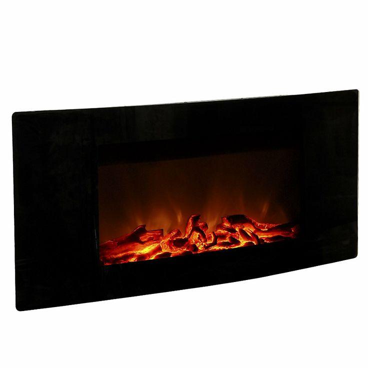 Principales 25 ideas incre bles sobre chimeneas el ctricas - Fuego para chimeneas decorativas ...