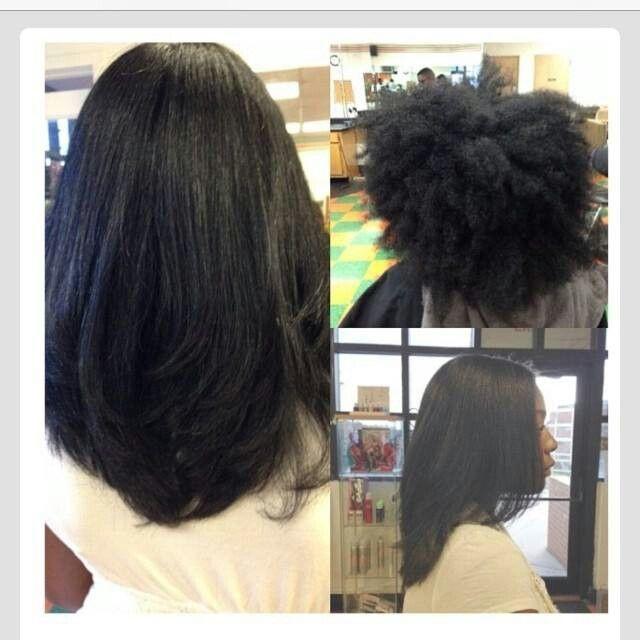 Flat iron  natural hair  Pinterest