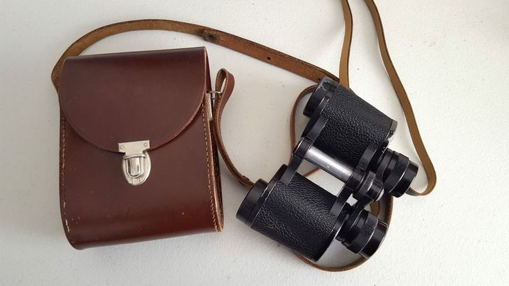 Vintage Carl Zeiss Jena Jenoptem 8x30 Binoculars & Case | eBay