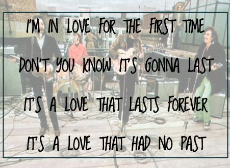 Don't let me down - The Beatles ❤❤❤