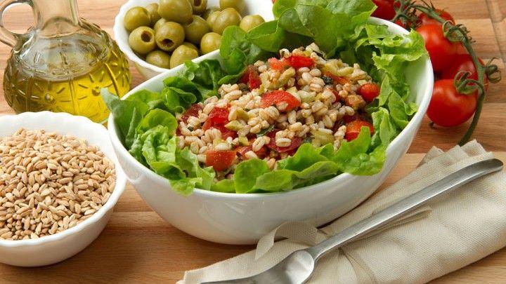 Hulled Barley Veggie Salad | The Dr. Oz Show