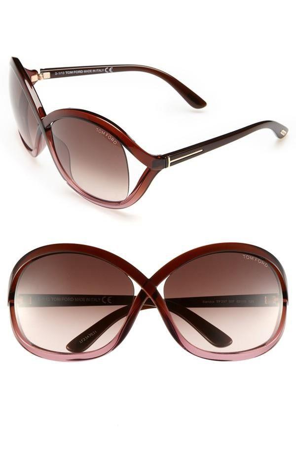 Nordstrom Tom Ford Sandra 62mm Sunglasses
