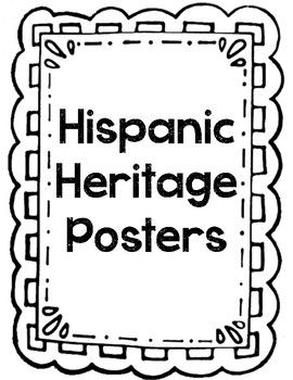 24 posters of famous Hispanic Americans! Perfect for Hispanic Heritage Month! Includes: Sonia Sotomayor Zoe Saldana Desi Arnaz Cesar Chavez Richard Blanco Roberto Clemente Luis Walter Alvarez Edward James Olmos Gina Rodriguez Mel Martinez Stephanie Cox (No quote)