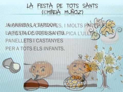 La festa de Tots Sants (1a versió). © Mireia Muñoz
