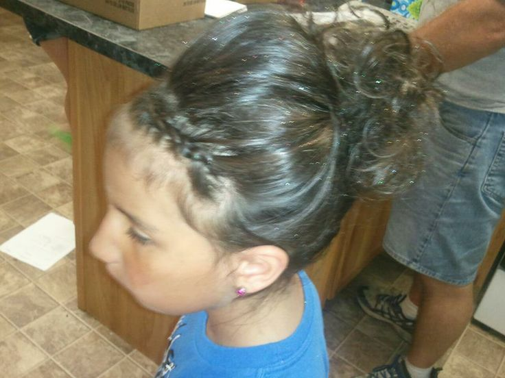 Hair Styles For A Dance: 21 Best Images About Dance Recital Hair Ideas On Pinterest