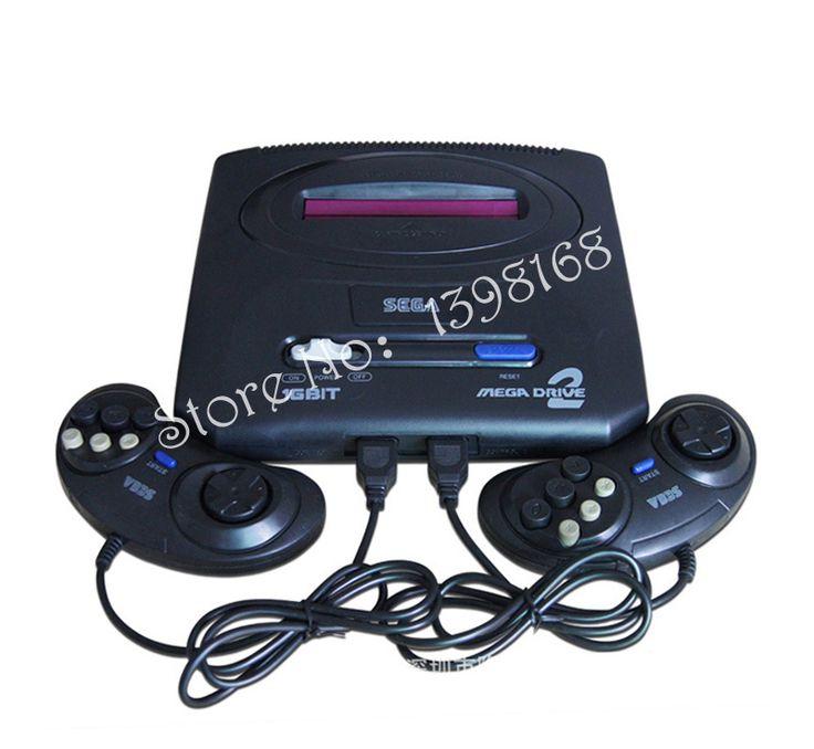 Sega MD2 игровая консоль классические карты, 16 бит игровые приставки, мега драйв, Sega megadrive 2 игровой консоли игрока | OLTEM — бытовая техника и электроника