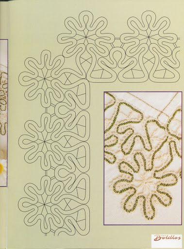 Labores bolillos 3 - fleursdebleuets - Λευκώματα Iστού Picasa