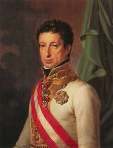 Archduke Charles one of the most talented of all the Austrian generals