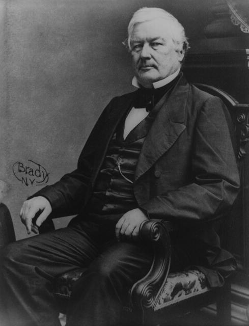 a biography of millard fillmore a president of the united states National first ladies' library's biography for abigail fillmore another factor in the public's growing consciousness of the first lady role was the reported presence of abigail fillmore with the president at public and official millard and abigail fillmore moved to a suite at the nearby.