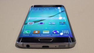 LATEST TECHNOLOGY UPDATES: SAMSUNG GALAXY S6 EDGE HAS GREAT FEATURE THEN APPL...