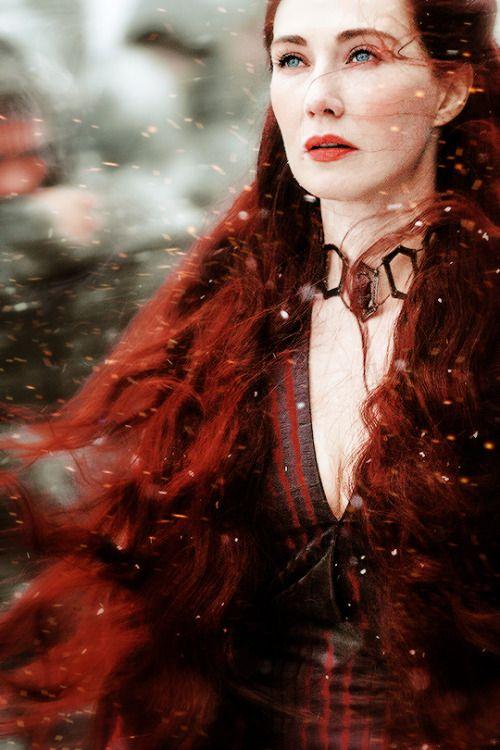 ♕ Melisandre | Game of Thrones Season 5