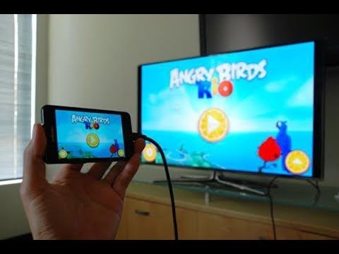 Connect your phone to Tv (just with USB Cable) ENGLISH VERSION - YouTube