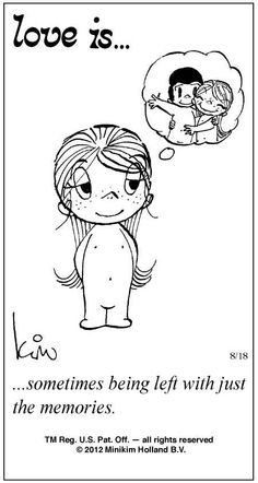 Love Is Cartoon 1970 | Love Is ... Comic Strip Kim Casali (August 18, 2012)