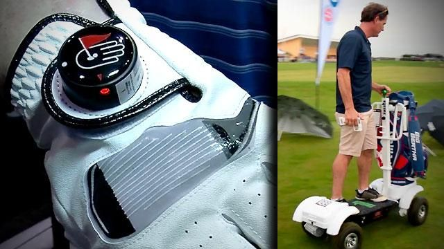 Check out this video by the PGA showing the best new golf gadgets and accessories for 2015 found at the PGA Merchandise show. If your search is fix my golf swing or fix my golf game then Game-inglove features and it will cure the golf slice too. #Golf Training Aids and neat Gizmos! #gameinglove Game-inglove