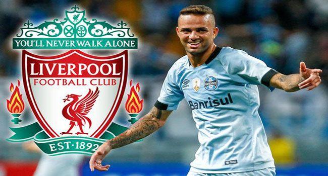 Liverpool Mendekati Kesepakatan Untuk Luan Guilherme de Jesus Vieira