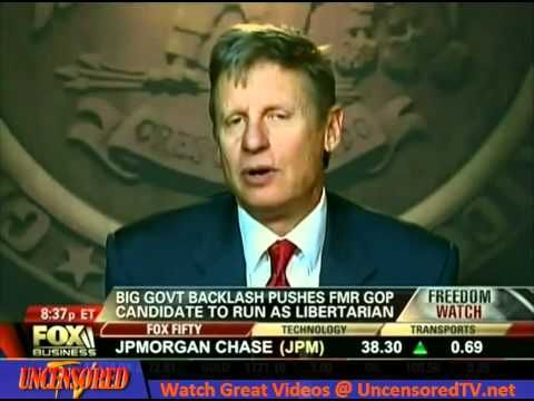 """Can Ron Paul Supporter Gov. Gary Johnson Win Votes Despite """"Dont Vote"""" & Write-In Rumors? 2-13 - http://music.tronnixx.com/uncategorized/can-ron-paul-supporter-gov-gary-johnson-win-votes-despite-dont-vote-write-in-rumors-2-13/ - On Amazon: http://www.amazon.com/dp/B015MQEF2K"""
