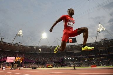 Will Claye's Triple Jump Tips: Will Claye earned a silver medal in the 2012 Olympic triple jump.