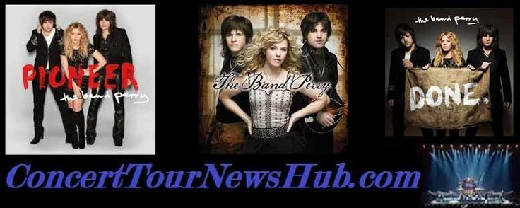 The Band Perry 2015 Tour Schedule & Concert Tickets