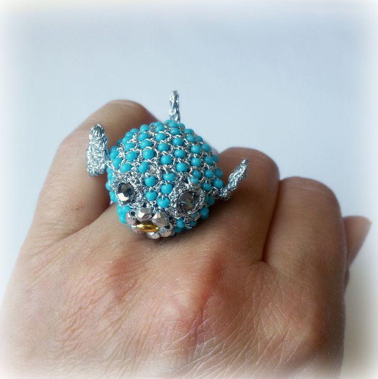 https://flic.kr/p/FYZG7L | fish ring