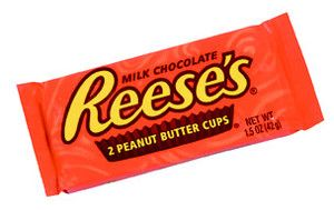 Reese's Peanut Butter Cups.