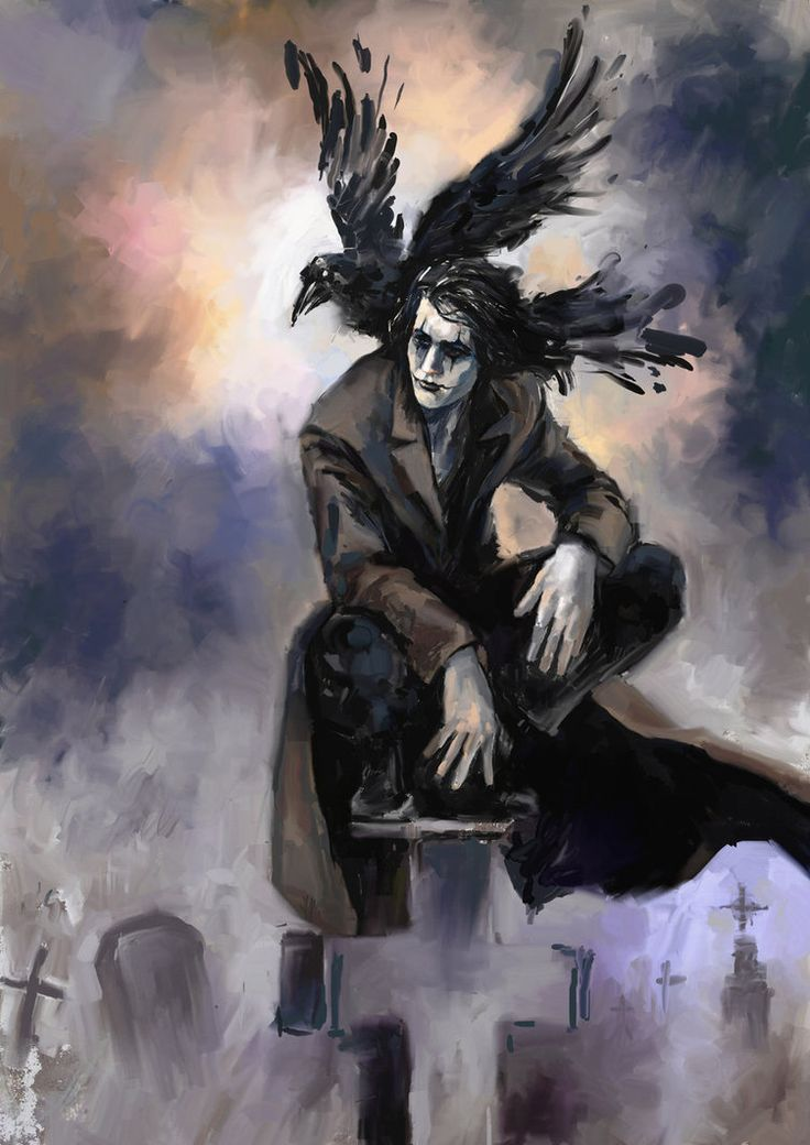 the crow - Google Search