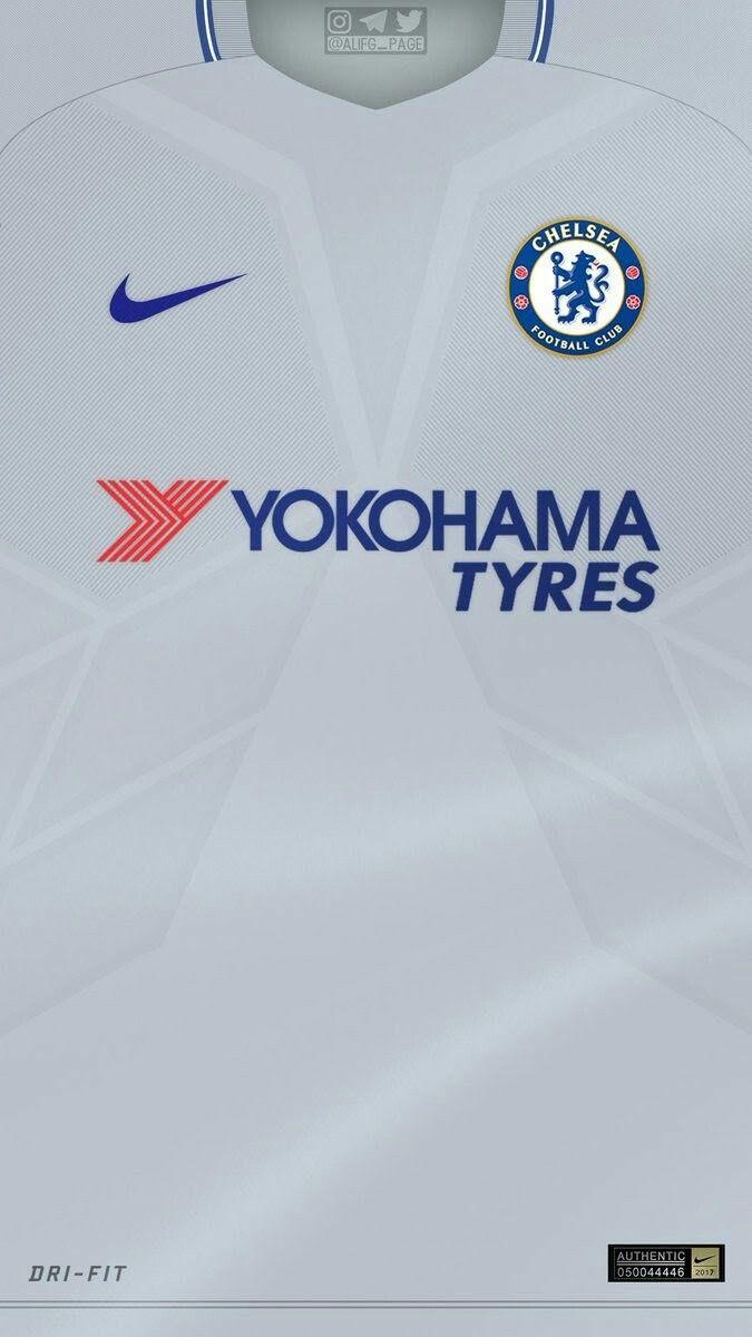 Chelsea England Olahraga Desain