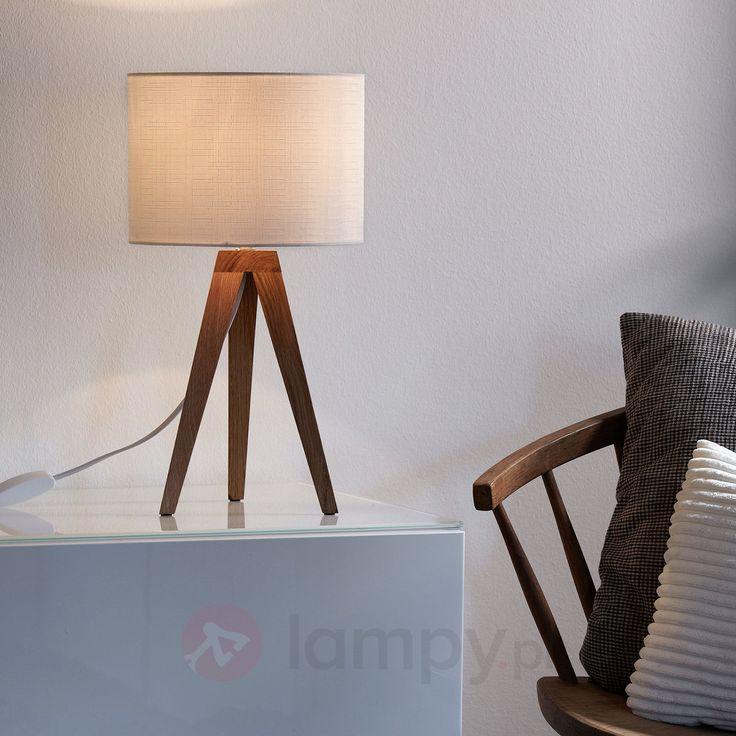 Prosta lampa stołowa Kullen 6505481