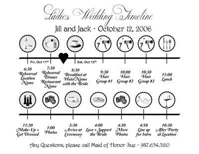 Best 25+ Wedding itinerary template ideas on Pinterest | Wedding ...