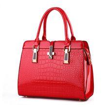 European and American style crocodile pattern shoulder messenger bag simple women handbags KLY8868bag  Price: US $22.98  Sale Price: US $20.68  #dressional