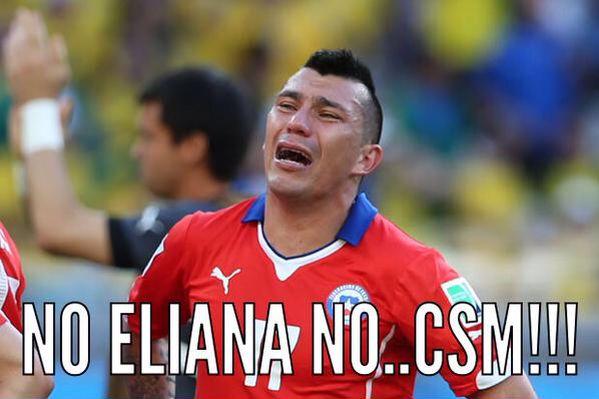 Yo también llore Gary cuando se fue Eliana
