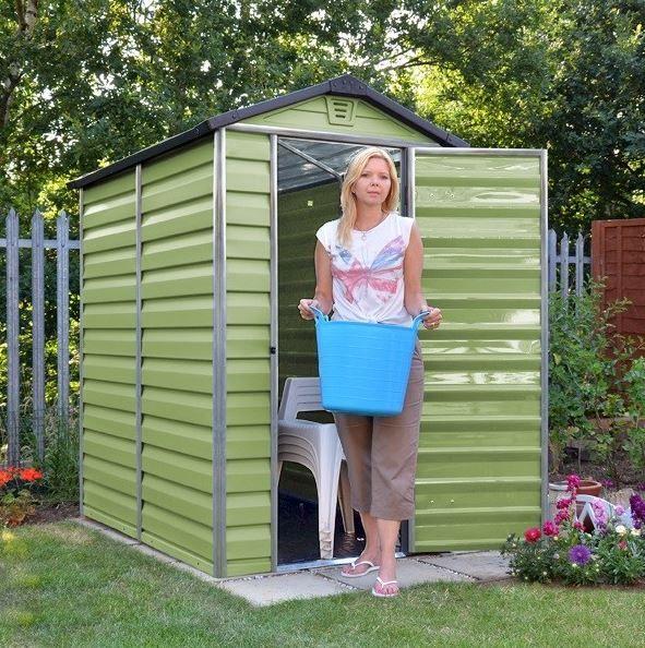 25  best ideas about plastic sheds on pinterest