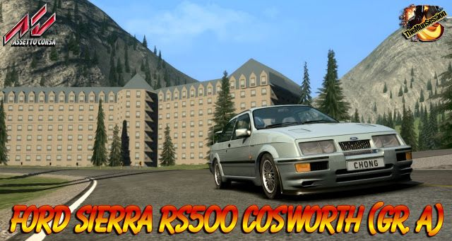 Assetto Corsa Cars Ford Sierra RS500 Cosworth (Gr. A) v1.2 Downloads MODs