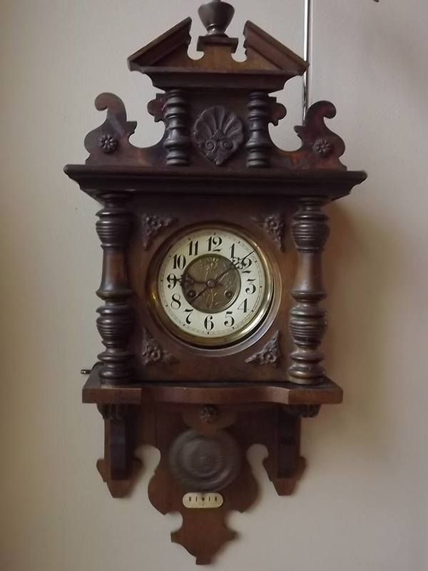 Dusty Old Clock Home Pinterest Clocks Wood Mantels