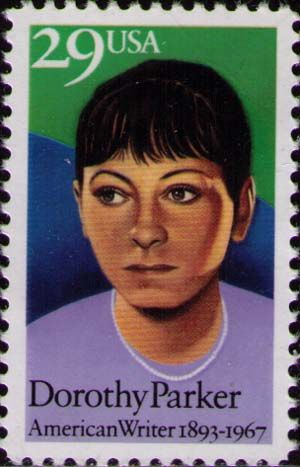 Dorothy Parker.: Literary Postage, Literary Stamps, Timbr Usa, Dorothy Parker, Postal Stamps, Stamps Collection, Collection Stamps, 1893 1967, Postage Stamps